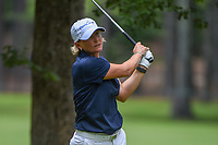 Becky Morgan (IRE) watches her tee shot on 11 during round 2 of the U.S. Women's Open Championship, Shoal Creek Country Club, at Birmingham, Alabama, USA. 6/1/2018.<br /> Picture: Golffile | Ken Murray<br /> <br /> All photo usage must carry mandatory copyright credit (&copy; Golffile | Ken Murray)