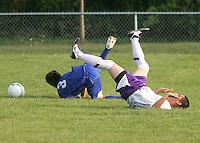 Boys JV Soccer vs Chatard 8-27-09