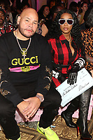 NEW YORK, NY- SEPTEMBER 8: Fat Joe and Remy Ma at the Saweetie NYFW 2019 Runway Show in New York City on September 8, 2019. <br /> CAP/MPIWG<br /> ©WG/MPI/Capital Pictures