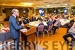 Simon Coveney at the Fine Gael fundraiser in the Rose Hotel on Friday