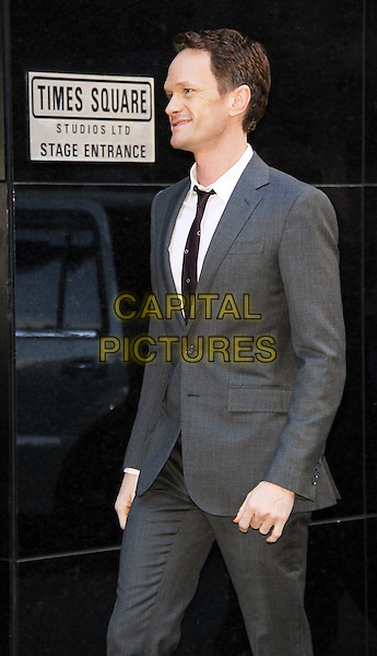 NEW YORK, NY - JULY 17: Neil Patrick Harris at Good Morning America in New York City on July 17, 2014.  <br /> CAP/MPI/RW<br /> &copy;RW/ MediaPunch/Capital Pictures