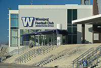 Investors Group Stadium. Raymond S.C. Wan, Architect, Winnipeg, Manitoba, Canada