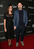 05 January 2019 - Los Angeles, California - Floriana Lima and Casey Affleck. Sean Penn CORE Gala: Benefiting the organization formerly known as J/P HRO & Its Life-Saving Work Across Haiti & the World held at Wiltern Theater. Photo Credit: Faye Sadou/AdMedia