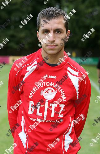 2009-07-28 / Seizoen 2009-2010 / Voetbal / Koninklijke Tubantia Borgerhout / Yakup Salman..Foto: Maarten Straetemans (SMB)