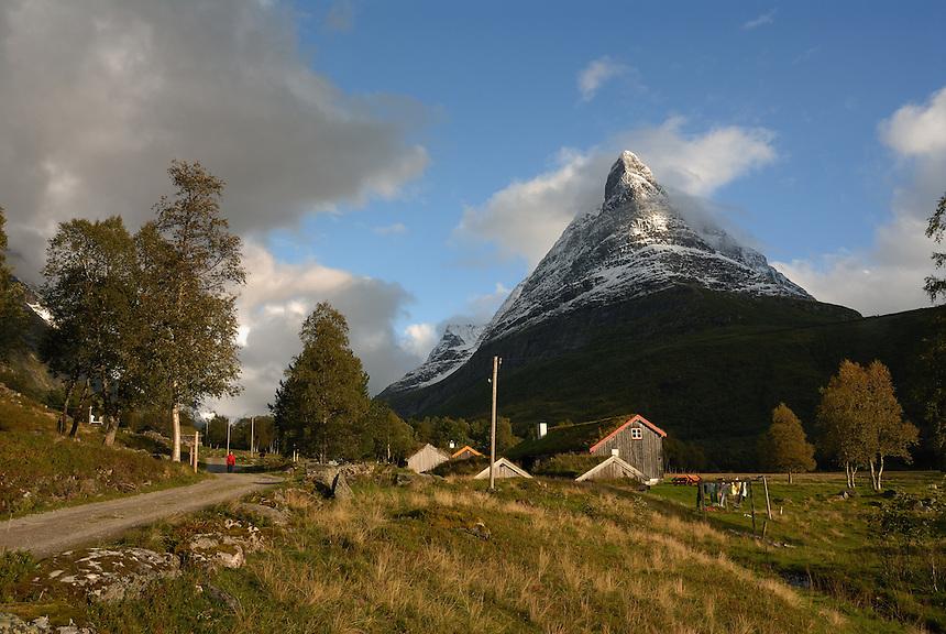 Innerdalen,Valley,Trollheimen,Norway Home decor, Trond Are Berge Landscape, landskap,
