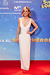 Alexandra Jimenez attends to Super Lopez premiere at Capitol cinema in Madrid, Spain. November 21, 2018. (ALTERPHOTOS/A. Perez Meca)