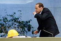 20180222 Silvio Berlusconi incontra l'Ance