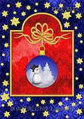 Kris, CHRISTMAS SYMBOLS, paintings(PLKKK122,#XX#)