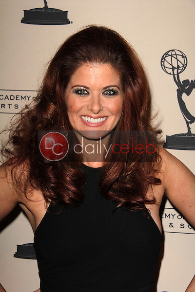 Debra Messing<br /> at the Television Academy Presents An Evening Honoring James Burrows, Leonard H. Goldenson Theater, North Hollywood, CA 10-07-13<br /> David Edwards/DailyCeleb.Com 818-249-4998