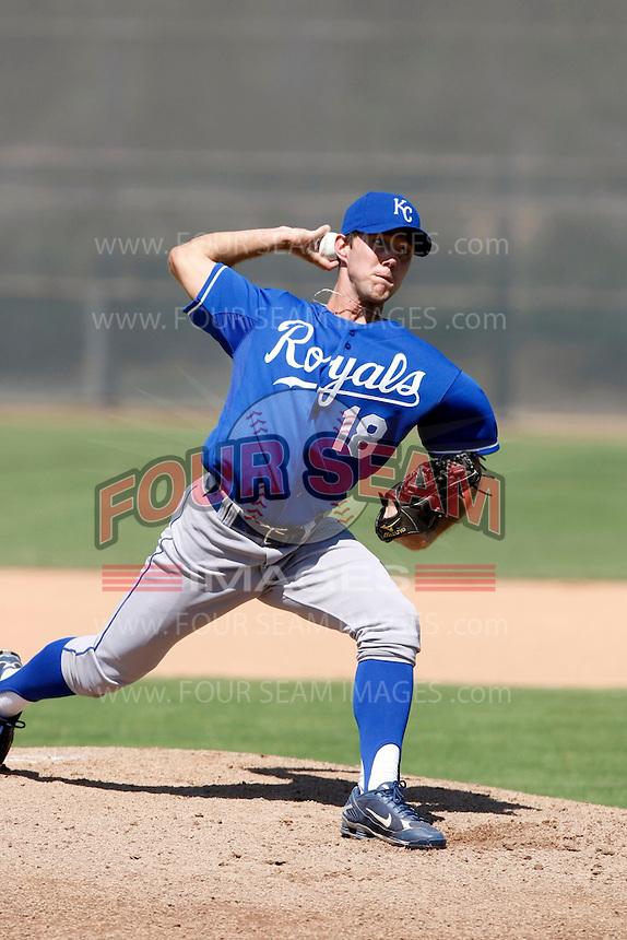 Harold Mozingo ---  AZL Royals - 2009 Arizona League.Photo by:  Bill Mitchell/Four Seam Images