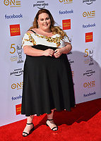 LOS ANGELES, CA. March 30, 2019: Chrissy Metz at the 50th NAACP Image Awards.<br /> Picture: Paul Smith/Featureflash