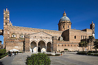 Italy, Sicily, Palermo: Cathedral of Palermo | Italien, Sizilien, Palermo: Dom von Palermo