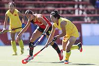 Hockey Césped 2016 Mundial  CU19 China vs España