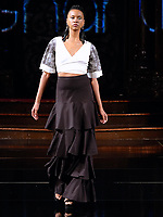 Tisarth by Shvani  (India) FW Collection at ArtHearts New York Fashion Week, runway show, Tisharth by Shivani is a Pret Clothing label by Shivani Jain