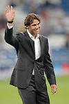 MADRID (15/(09/2010).- Champions League match Real Madrid vs Ajax Amsterdam. Rafael Nadal...Photo: Cesar Cebolla / ALFAQUI