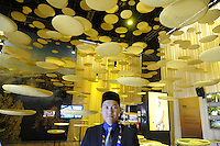 - Milano, Esposizione Mondiale Expo 2015, padiglione Sultanato del Brunei nel cluster tematico delle spezie<br /> <br /> - Milan, the World Exhibition Expo 2015, pavilion Sultanate of Brunei in the thematic cluster of spices