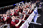 GREENVILLE, SC - MARCH 19: The University of South Carolina pep band performs during the 2017 NCAA Men's Basketball Tournament held at Bon Secours Wellness Arena on March 19, 2017 in Greenville, South Carolina. (Photo by John Joyner/NCAA Photos via Getty Images)