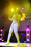 MIRAMAR, FL - JUNE 23: Recording Artist Alison Hinds performs on stage during the Caribbean Village Festival at Miramar Regional Park Amphitheater on June 23, 2019 in Miramar, Florida. ( Photo by Johnny Louis / jlnphotography.com )