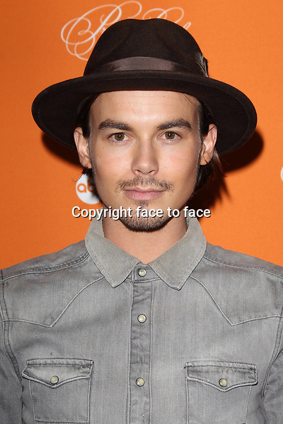 "Tyler Blackburn at the ""Pretty Little Liars"" Halloween episode premiere at Hollywood Forever Cemetary on October 16, 2012 in Hollywood, California. ..Credit: MediaPunch/face to face..- Germany, Austria, Switzerland, Eastern Europe, Australia, UK, USA, Taiwan, Singapore, China, Malaysia and Thailand rights only -"