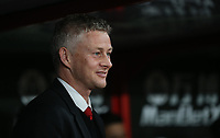 Manchester United manager Ole Gunnar Solskjaer<br /> <br /> Photographer Rob Newell/CameraSport<br /> <br /> The Premier League - Wednesday 27th February 2019  - Crystal Palace v Manchester United - Selhurst Park - London<br /> <br /> World Copyright © 2019 CameraSport. All rights reserved. 43 Linden Ave. Countesthorpe. Leicester. England. LE8 5PG - Tel: +44 (0) 116 277 4147 - admin@camerasport.com - www.camerasport.com