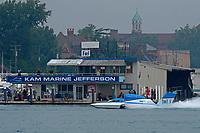 "Kam Marine on Jefferson/Jimmy Shane, U-1 ""Miss Homestreet"""