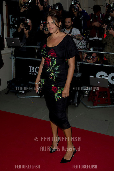 Tracy Emin at the 2015 GQ Men of the Year Awards at the Royal Opera House, Covent Garden, London.<br /> September 8, 2015  London, UK<br /> Picture: Dave Norton / Featureflash