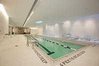 Indoor Swimming Pool at 400 Park Avenue South