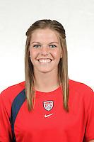 Amanda Poach, U.S. Under 20 Women's National Team Training Camp, Home Depot Center, Carson, CA. May 24, 2005