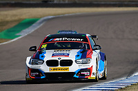 #55 Ricky Collard Team BMW BMW 125i M Sport during BTCC Practice  as part of the Dunlop MSA British Touring Car Championship - Rockingham 2018 at Rockingham, Corby, Northamptonshire, United Kingdom. August 11 2018. World Copyright Peter Taylor/PSP. Copy of publication required for printed pictures.