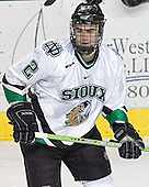 Joe Finley - The University of Minnesota Golden Gophers defeated the University of North Dakota Fighting Sioux 4-3 on Friday, December 9, 2005, at Ralph Engelstad Arena in Grand Forks, North Dakota.
