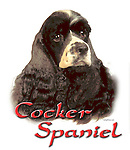 Cocker Spaniel This design is offered on gift merchandise ONLY.<br />