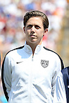 16 August 2015: Meghan Klingenberg (USA). The United States Women's National Team played the Costa Rica Women's National Team at Heinz Field in Pittsburgh, Pennsylvania in an women's international friendly soccer game. The U.S. won the game 8-0.