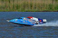 Frame 4: Final lap of heat race 2: Jeremiah Mayo (#8), Chris Hughes (#17)       (SST-45)