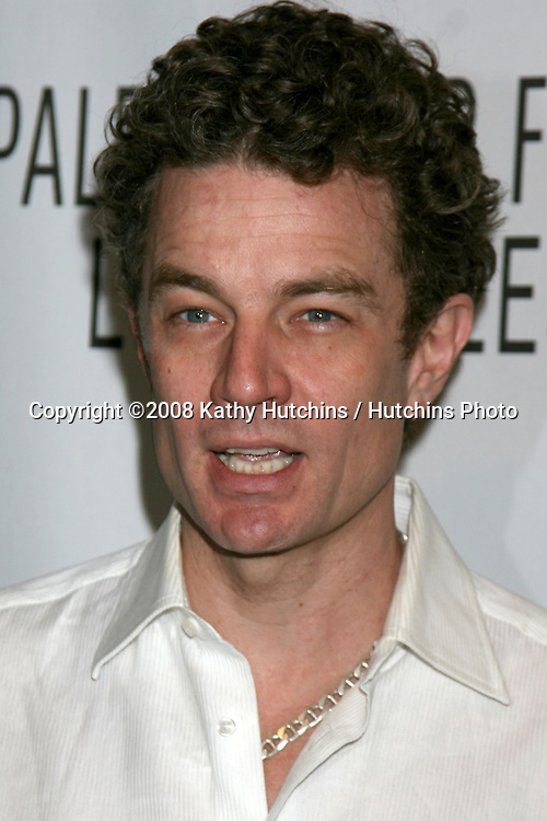 "James Marsters.""Buffy the Vampire Slayer"" Reunion- PaleyFest08.Paley Center for Media's 24th William S. Paley Television Festival.ArcLight Theater.Los Angeles, CA.March 20, 2008.©2008 Kathy Hutchins / Hutchins Photo"