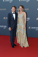 BRADLEY BELL AND HIS WIFE COLLEEN ATTEND THE 57th MONTE CARLO TV FESTIVAL : CLOSING CEREMONY ON JUNE 20, 2017 IN MONTE CARLO, MONACO