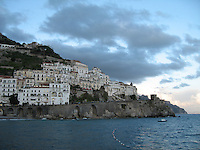 Amalfi Sunset
