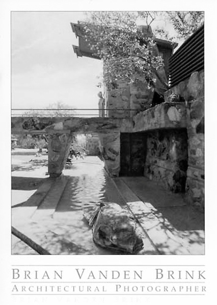 TALIESIN WEST<br /> Scottsdale, Arizona<br /> Frank Lloyd Wright, Architect © Brian Vanden Brink, 2004