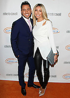 BEVERLY HILLS, CA, USA - NOVEMBER 21: Josh Altman, Heather Bilyeu arrives at the 12th Annual Lupus LA Hollywood Bag Ladies Luncheon held at The Beverly Hilton Hotel on November 21, 2014 in Beverly Hills, California, United States. (Photo by Celebrity Monitor)
