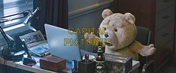 Ted (voice of Seth MacFarlane) <br /> in Ted 2 (2015)  <br /> *Filmstill - Editorial Use Only*<br /> CAP/FB<br /> Image supplied by Capital Pictures