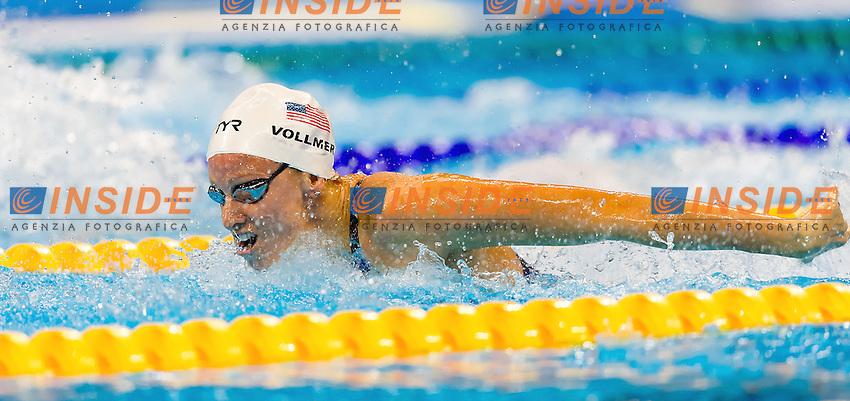 Vollmer Dana USA<br /> {Cat2} {Cat3}<br /> Rio de Janeiro, Brazil  XXXI Olympic Games <br /> 20160806<br /> Olympic Aquatics Stadium <br /> Photo Giorgio Scala/Deepbluemedia/Insidefoto