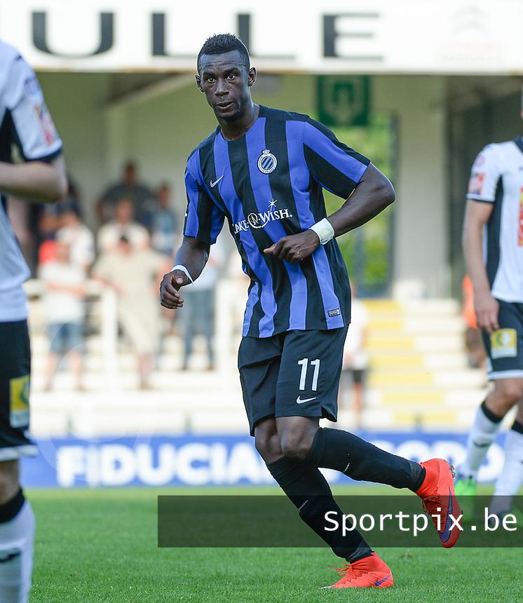 Club Brugge KV : Bernie Ibini Isei <br /> foto VDB / BART VANDENBROUCKE