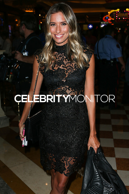LAS VEGAS, NV, USA - OCTOBER 25: Renee Bargh arrives at Kim Kardashian West's 34th Birthday Celebration held at TAO Nightclub at The Venetian Las Vegas on October 25, 2014 in Las Vegas, Nevada, United States. (Photo by Xavier Collin/Celebrity Monitor)