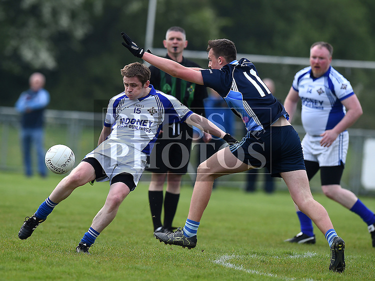 St Colmcilles V Slane. Photo:Colin Bell/pressphotos.ie