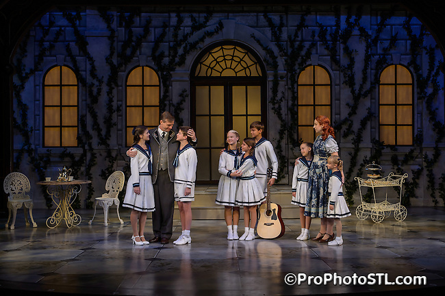 The Sound of Music - archival shots