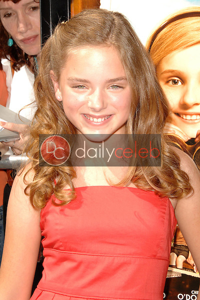 """Madison Davenport<br />at the world premiere of """"Kit Kittredge: An American Girl"""". The Grove, Los Angeles, CA. 06-14-08<br />Dave Edwards/DailyCeleb.com 818-249-4998"""