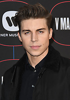 07 February 2019 - Los Angeles, California - Nolan Funk. 2019 Warner Music Group Pre-Grammy Celebration held at Nomad Hotel. Photo Credit: Birdie Thompson/AdMedia