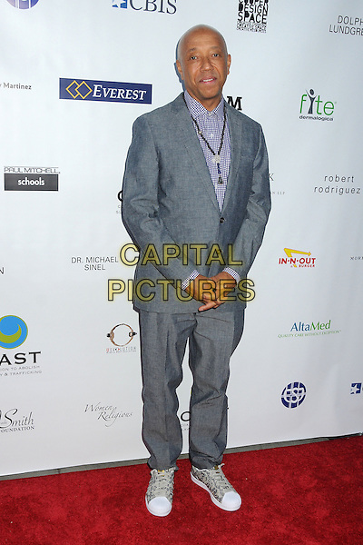 21 May 2015 - Los Angeles, California - Russell Simmons. 17th Annual CAST From Slavery to Freedom Gala held at The Skirball Center.  <br /> CAP/ADM/BP<br /> &copy;Byron Purvis/AdMedia/Capital Pictures