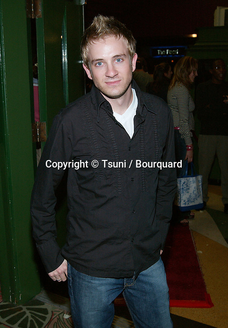 """Tom Lank -Buffy -arriving at the premiere of """"Kiss The Bride"""" at the Showcase Regent Theatre in Los Angeles. October 23, 2002.            -            LankTom_Buffy26.jpg"""
