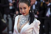 Miya Muqi<br /> 11-05-2018 Cannes <br /> 71ma edizione Festival del Cinema <br /> Foto Panoramic/Insidefoto