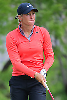 Suzann Pettersen (NOR) watches her tee shot on 3 during round 3 of  the Volunteers of America Texas Shootout Presented by JTBC, at the Las Colinas Country Club in Irving, Texas, USA. 4/29/2017.<br /> Picture: Golffile | Ken Murray<br /> <br /> <br /> All photo usage must carry mandatory copyright credit (&copy; Golffile | Ken Murray)